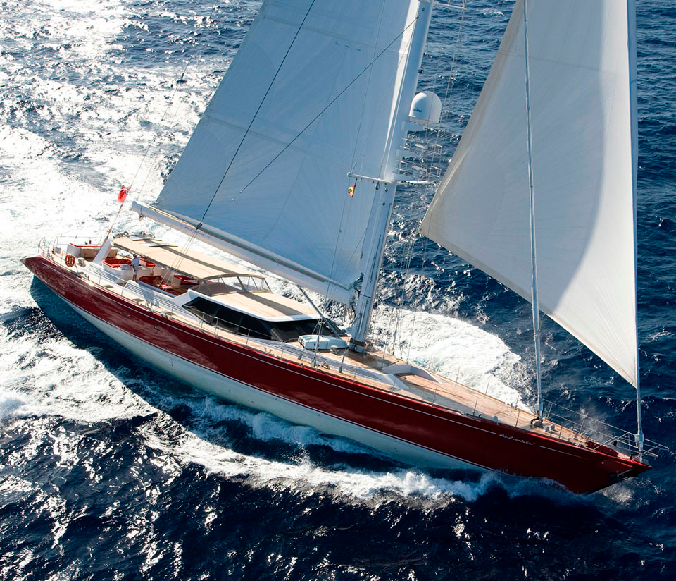 Nautipaints Superyacht paint Services