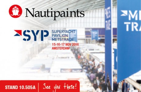 Nautipaints set to make a splash at METS -
