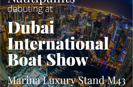 Debuting at Dubai Boat Show -