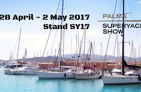 Nautipaints at Palma Superyacht Show -
