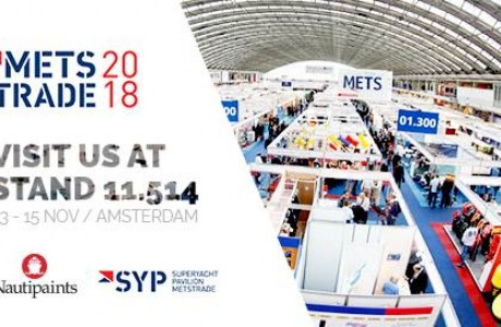 Meet us at METS 2018  -
