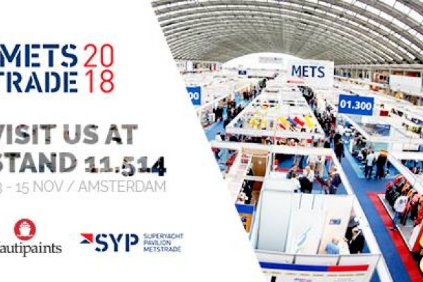 Meet us at METS 2018
