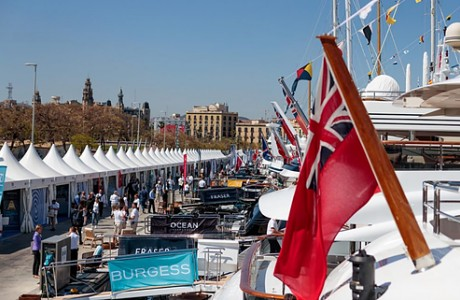 Nautipaints at MYBA Charter Show -